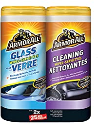 Armor All 2 Pack Wipe Cleaning Kit