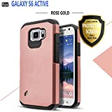 Galaxy S6 Active Case, Samsung Galaxy S6 Active Case, Starshop Hybrid [Shock Absorption]