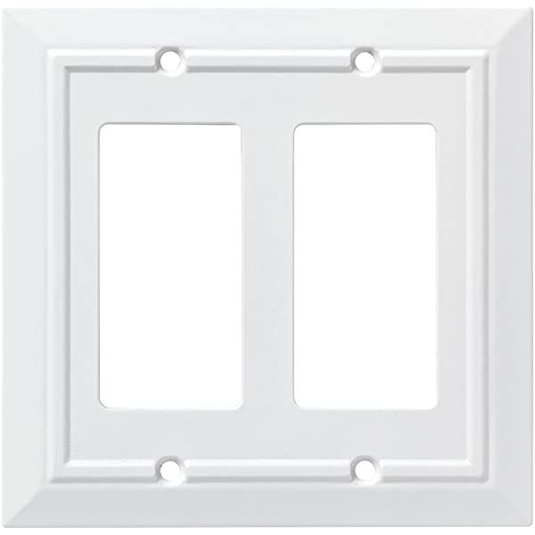 NEW! 1-3//8 WIDE ACCU-LOC WHITE TAKE-UP OPN//CLS COVERS UENTPL207-22CEW AMI
