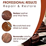 SEGMINISMART Crème Réparatrice Cuir,Kit Rénovation Cuir,Pâte Réparatrice Cuir,Adapté for Le Cuir Lisse/Chaussures/Sacs… 9