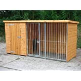 UK Kennels Dog Kennels And Galvanised Runs