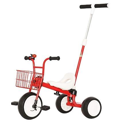 Fenfen-cz 2 en 1 Pedal de Bicicleta para niños 2 - 8 años de ...