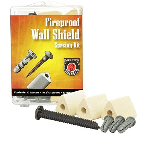 (MEECO'S RED DEVIL 5700 Wall Spacing Kit)