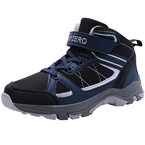 competitive price 7fcb6 52fae MAYZERO Kids Shoes Winter Ankle Boots Non-Slip Tennis Shoes Running Sneakers  for Boys and