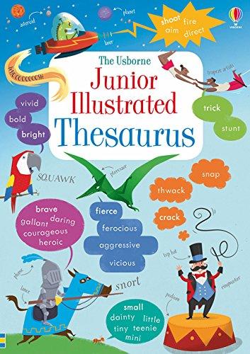 Junior Illustrated Thesaurus [Paperback] Maclaine, ()