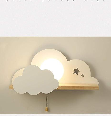 Proyectores de pared Niños Lámpara de pared LED para dormitorio ...