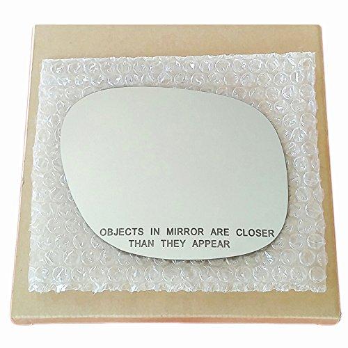 - Mirror Glass and Adhesive 96-00 Toyota Rav4 Rav-4 Passenger Right Side Replacement