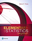img - for Elementary Statistics Using Excel (6th Edition) book / textbook / text book
