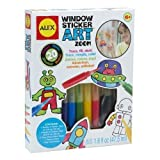 ALEX Toys Artist Studio Window Sticker Art - Zoom