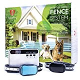 GoodBoy Electric In-Ground Dog Fence - Wireless Invisible Perimeter System with Collar - Best for Safe Hands-Off Dogs and Pets Containment ( 20+ lbs )