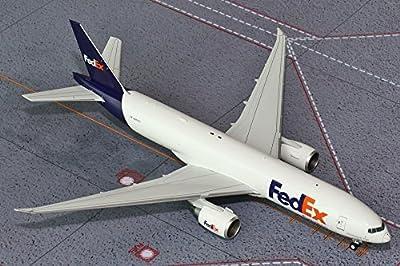 Gemini200 FedEx B777F 1:200 Scale Die Cast Aircraft