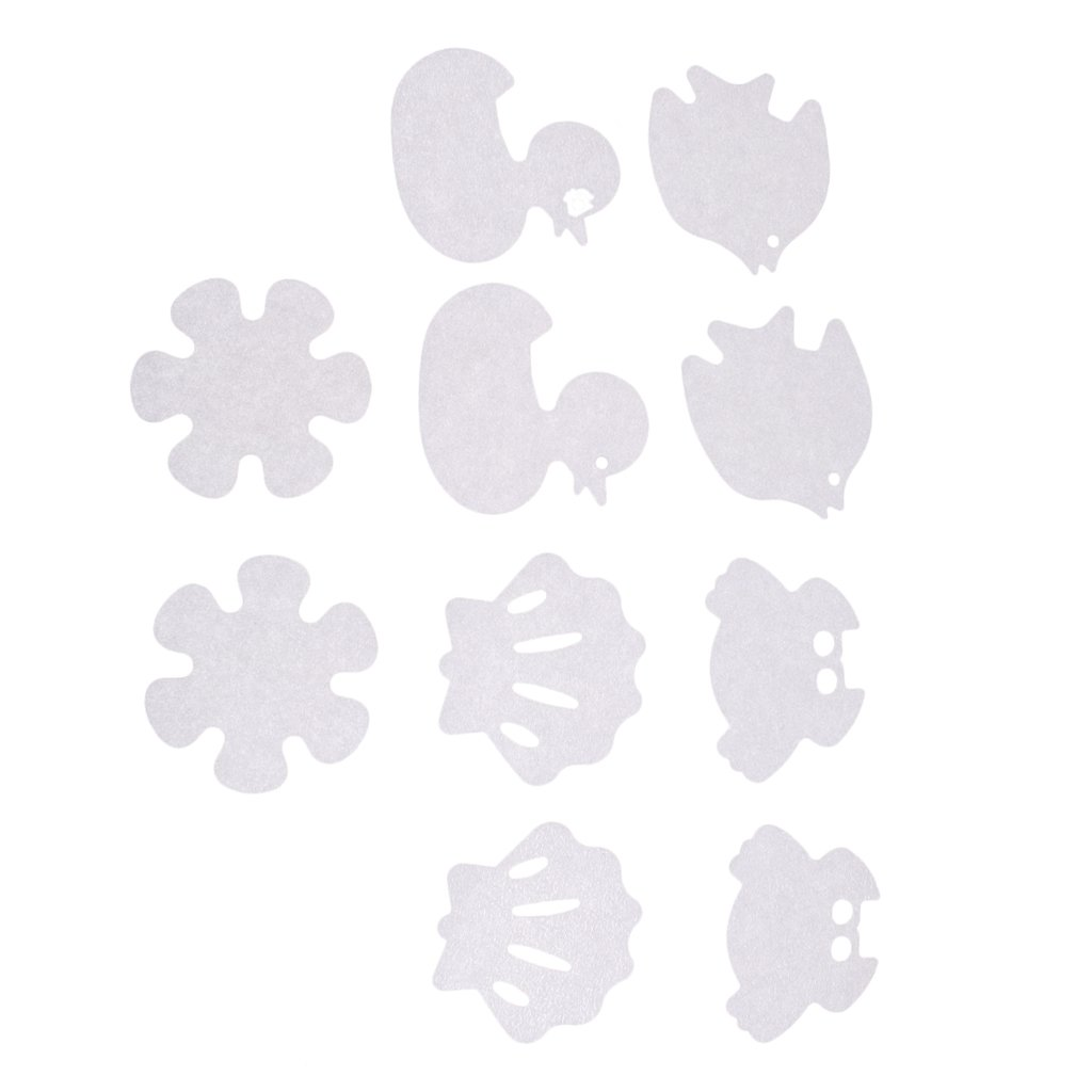 Vasca Da Bagno Decalcomanie Appliques Antiscivolo Cartoni Animati Calpesta Adesivi Doccia Antiscivolo Generic STK0153009227