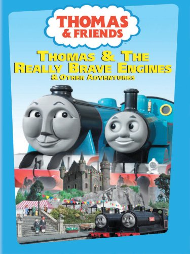 Thomas & Friends: Thomas And The Really Brave Engines (Fergus Engine)