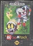 Decapattack - Sega Genesis