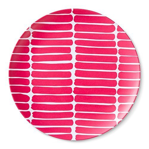 Marimekko for Target Dinner Plates 4ct - Okariino Print - Warm ()
