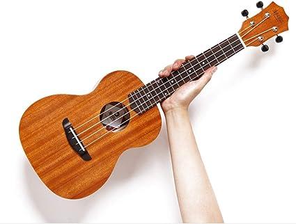 Ukulele 21 Instrumento de cuerda 23 Guitarra de Hawaii ...