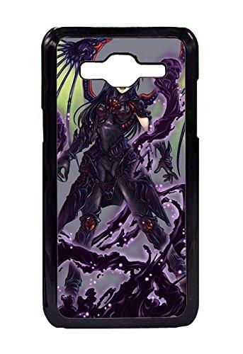 Samsung Galaxy J3/Galaxy Amp Prime Game Legend Of Dragoon Case, Custom Samsung Galaxy J3/Galaxy Amp Prime Case Cover TPU Rubber Design by [Julio Britt]