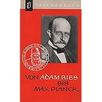 Von Adam Ries bis Max Planck