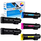 InkSurf Compatible Toner Replacement for Xerox