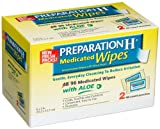 Preparation H Wipes Refill, Medicated, 96 Count (Pack of 3) Preparation-s6