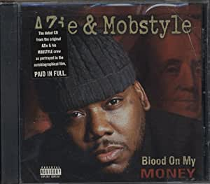 Azie & Mobstyle - Blood On My Money