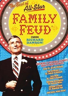 Best of All Star Family Feud by Richard Dawson: Amazon ca
