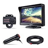 Best Backup Camera For Car SUVs - aokur Backup Camera with 4.3 inch TFT LCD Review