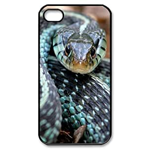 Snake Custom Cover Case for Iphone 4,4S,diy phone case ygtg533376