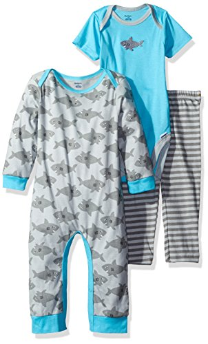 Infant Boys Coverall - 8