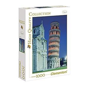 Clementoni 31485 Pisa Puzzle Collezione Alta Qualit 1000 Pezzi