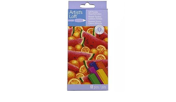 Artist/'s Loft Basic Colors Soft Pastels in Assorted 48 Pc