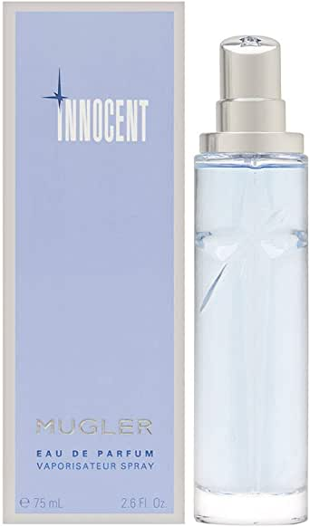 Thierry Mugler Angel Innocent Eau De Parfum Spray 2.6 Oz / 75 Ml, 77 ml Pack of 1 (116479)