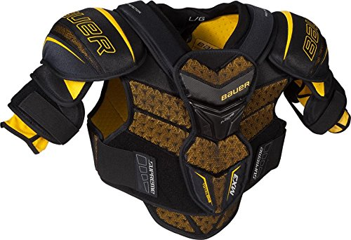 BAUER Supreme TotalOne MX3 Shoulder Pad- Jr