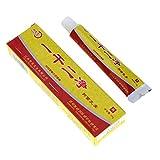 New-Hi Natural Harmless Antibacterial Mint Psoriasis Eczema Ointment Cream Skin Disease Eczema Treatment 15g/piece