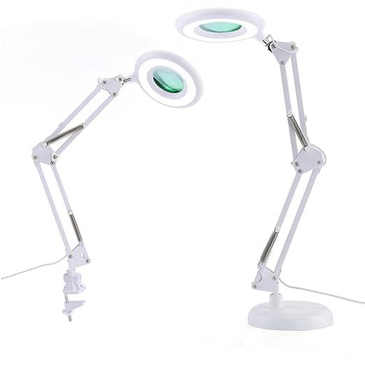 Amazon.com: Lupa lámpara de computadora, Soos luz de día LED ...