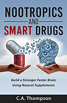 Nootropics Smart Drugs Stronger Supplements ebook product image