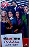Cardinal The Big Bang Theory Puzzle