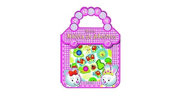 Minha Maleta de Adesivos. Princesa: Vários Autores: 9788539418763: Amazon.com: Books