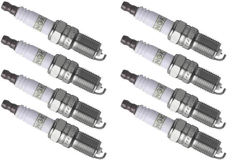 Copper Core Spark Plugs New SET OF 8 Motorcraft Platinum