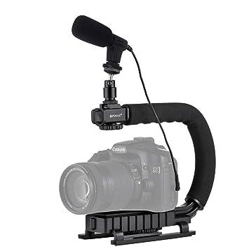Sunyifan - Estabilizador de agarre para cámara réflex digital y ...
