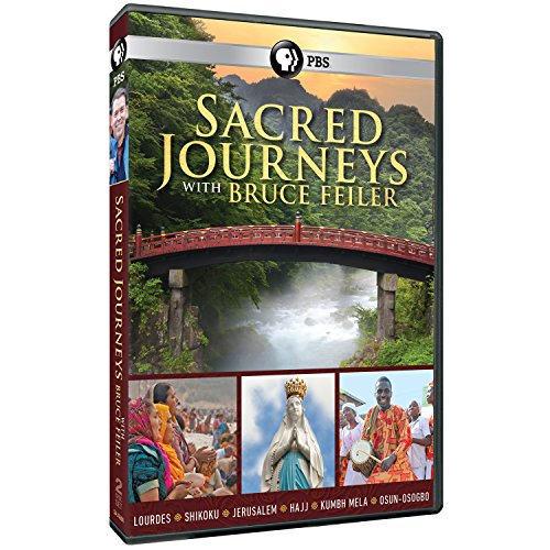 Sacred Journeys with Bruce Feiler