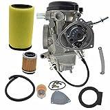 yamaha 350 bruin carburetor - Bruin 350 Parts Carburetor Oil/Air Filer for Yamaha GRIZZLY 350 YFM 350 YFM350 2004 2005 2006 2007 2008 2009 2010 2011 2x4 4x4 Carb NEW