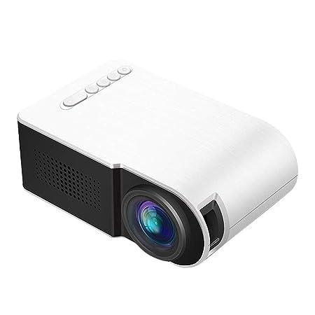 Proyector portátil LED Mini Proyector de Video Full HD ...
