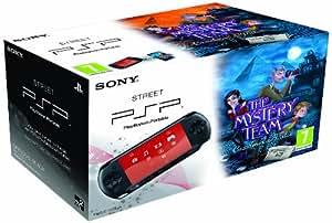 PSP Pack Mystery Team+PSP E1000