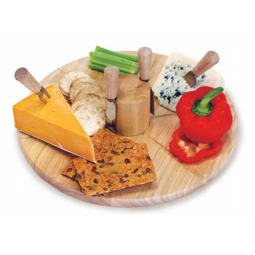 Picnic Plus Salerno Wooden Cheese product image