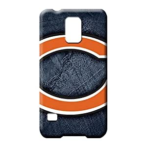 samsung galaxy s5 cell phone carrying cases Phone Excellent Fitted Scratch-proof Protection Cases Covers chicago bears