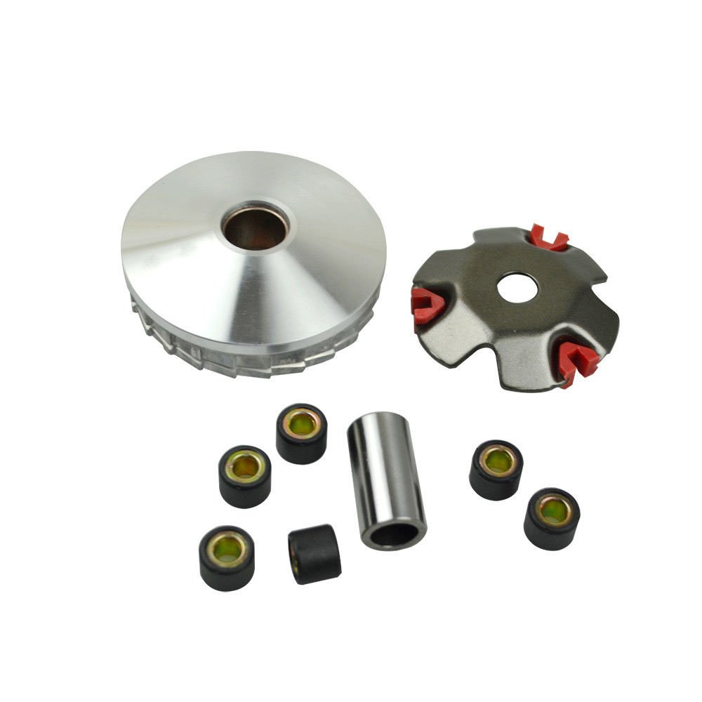50cc Complete High Performance Variator For Scooters with GY6 QMB 139 Motors Wai Danie