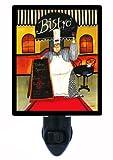 Night Light - Bistro - Italian Restaurant Chef - Wine - Kitchen