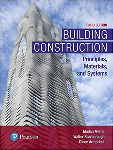 Building Construction: Principles, Materials, and Systems (3rd