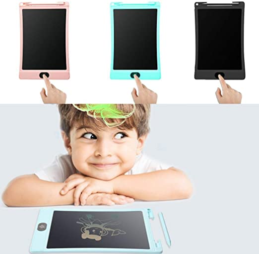 lazinem 8.5 Inch LCD Writing Tablet Kids Drawing Board Electronic Handwriting Pad Graphics Tablets
